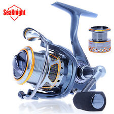 Anti-Corrosive Quality Lure Spinning Fishing Reel Two Metal Spools Spinning Reel