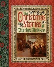 Christmas Stories of Charles Dickens by Charles Dickens Hardcover Book
