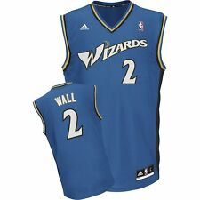 Washington Wizards John Wall Officially Licensed Youth Jersey by Adidas-4 sizes