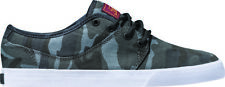 Globe Sneakers Low Shoes Lace up Mahalo grey camouflage Textile
