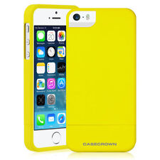 CaseCrown Lux Glider Cover Case for iPhone SE / 5S / 5 - Assorted Colors