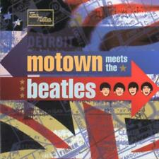 Motown Milestones: Motown Meets the Beatles New CD
