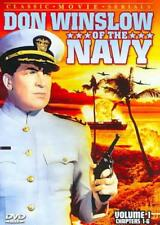 Don Winslow of the Navy - Volumes 1&2 New DVD