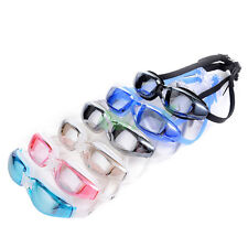 Electroplating Glasses Anti-fog Unisex Spectacles HD Waterproof Swimming Goggles