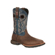 NEW Rocky Ride LT Steel Toe Saddle Western Boot RKW0141