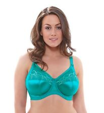 Elomi Women's Cate EL4030 Caribbean UW Full Cup Banded Bra NWT Large Cup Sizes