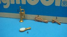 Playmobil school city guitar trumpet musical instrument min toy CHOOSE one 135