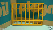 Playmobil Zoo series 3634 animal shelter wall fence for cage toy 181