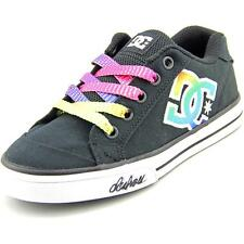DC Shoes Chelsea TX SE   Round Toe Canvas  Skate Shoe