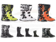 Fly Racing MX Riding Boots Adult, Youth, Kids Sizes Motocross Dirt Bike ATV Quad