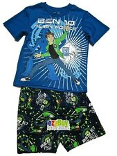 Ben 10 Alien Force Licensed Summer Boys Pjs Pyjamas