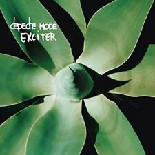 Exciter: Collector's Edition - Depeche Mode New & Sealed CD-JEWEL CASE Free Ship