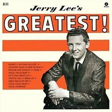 Jerry Lee's Greatest - Lewis,Jerry Lee LP