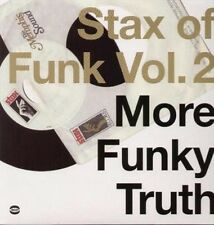 Vol. 2-stax of Funk - Stax Of Funk New & Sealed LP Free Shipping