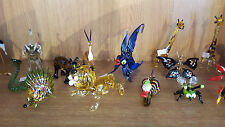 Hand Blown Collectable Glass Animal (Assorted Designs)