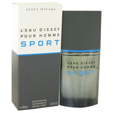 Issey Miyake L'eau D'issey Pour Homme Sport ED Toilette Spray 1.7*3.4 oz