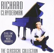 Classical Collection - Clayderman,Richard New & Sealed CD-JEWEL CASE Free Shippi
