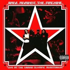 Live At the Grand Olympic Auditorium - Rage Against The Machine LP