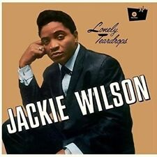 Lonely Teardrops - Jackie Wilson New & Sealed LP Free Shipping