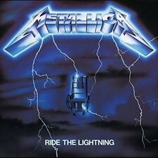 Ride the Lightning - Metallica New & Sealed LP Free Shipping