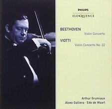 Beethoven:violin Concerto Viotti Viol - Arthur Grumiaux New & Sealed Compact Dis