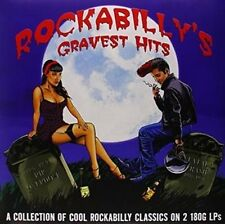 Rockabilly's Gravest Hits - V/A New & Sealed LP Free Shipping