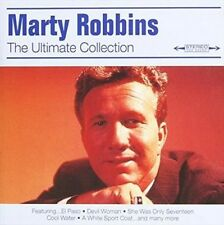 Ultimate Collection - Marty Robbins New & Sealed CD-JEWEL CASE Free Shipping