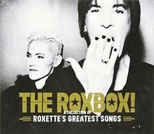 Roxbox: a Collection of Roxette's Greatest Songs - Roxette New & Sealed CD-JEWEL