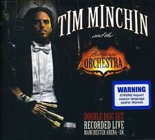Recorded Live Manchester Arena Uk - Tim Minchin New & Sealed Compact Disc Free S