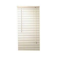 Designers Touch Faux Wood Mini Blind