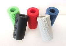 New Perfect Gripz Fitness Training Grip Dumbell Bench Press Barbell Grip Workout