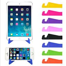 Universal Desk Foldable Cell Phone Stand Holder Cradle for Smartphone &Tablet PC
