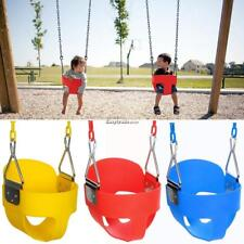 Baby Seat Bucket Swing Toddler Infant Child Play Toy Playground Swing Safety
