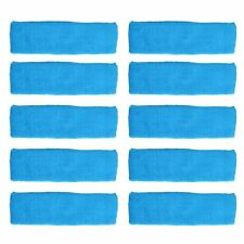 10 PCS Sports Tennis Running Basketball Headband Sweatband Head Sweat Band