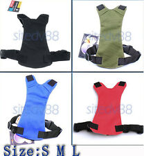Multifunctional Safety Dog Cat Universal Car Seat Belt Restraint Harness S M L