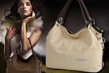 Womens Designer Handbag Leather Shoulder Messenger Tote Ladies Bag