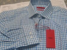 NWT HUGO BOSS SHIRT RED LABEL MODERN 15 1/2 32/33 CUT ENDERSONX  BLOOMINGDALES