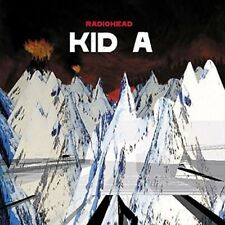 Kid a - Radiohead New & Sealed CD-JEWEL CASE Free Shipping