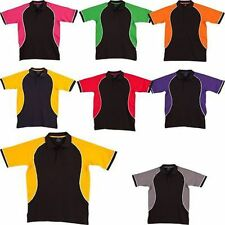 PS77 ARENA MENS POLO SHIRT CASUAL SPORTING CLUB WEAR TEAM TOP