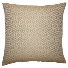 The Pillow Collection Calanthe Geometric Bedding Sham