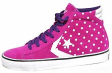 Converse All Star High Tops Mens Womens Unisex  Chuck Taylor Trainers purple