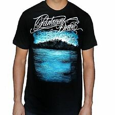 PARKWAY DRIVE DEEP BLUE SKYLINE EMO METALCORE BAND PUNK ROCK MUSIC T TEE SHIRT