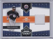 2005 Donruss Champions Impressions Material Mike Cameron Card #120