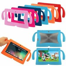 """Silicone Soft Case Cover For 7"""" Android A13 A23 A33 Q88 Y88 Tablet PC Kids Gift"""