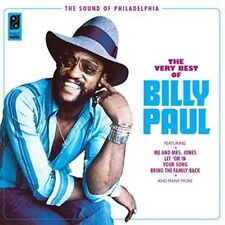 Billy Paul-the Very Best of - Paul,Billy New & Sealed CD-JEWEL CASE Free Shippin