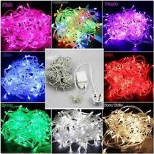 8 model 10M 100 LED Fairy String Lights Party Christmas Xmas Wedding Tree Garden