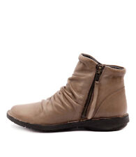 New Effegie Sukail W Taupe Womens Shoes Casual Boots Ankle