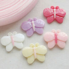 20pcs Kid's Baby Trojan Resin Flatbacks Buttons Scrapbooking Lots Bulk