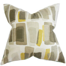 The Pillow Collection Ulla Geometric Bedding Sham