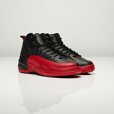 Nike AIR JORDAN 12 XII Retro 'Flu Game' NEW DS Grade School GS Sizes FREE SHIP!